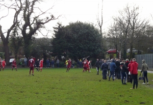 Cup Football in the Mud - again