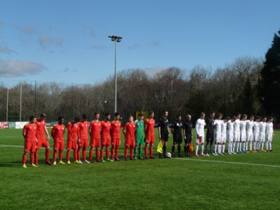 Wales Under 19s Complete 3-day Double