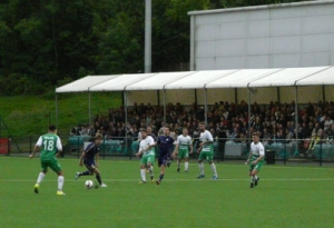 TNS sweep aside Faroese champions