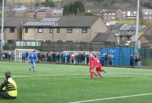 Excelsiors snatch Abertillery derby honours